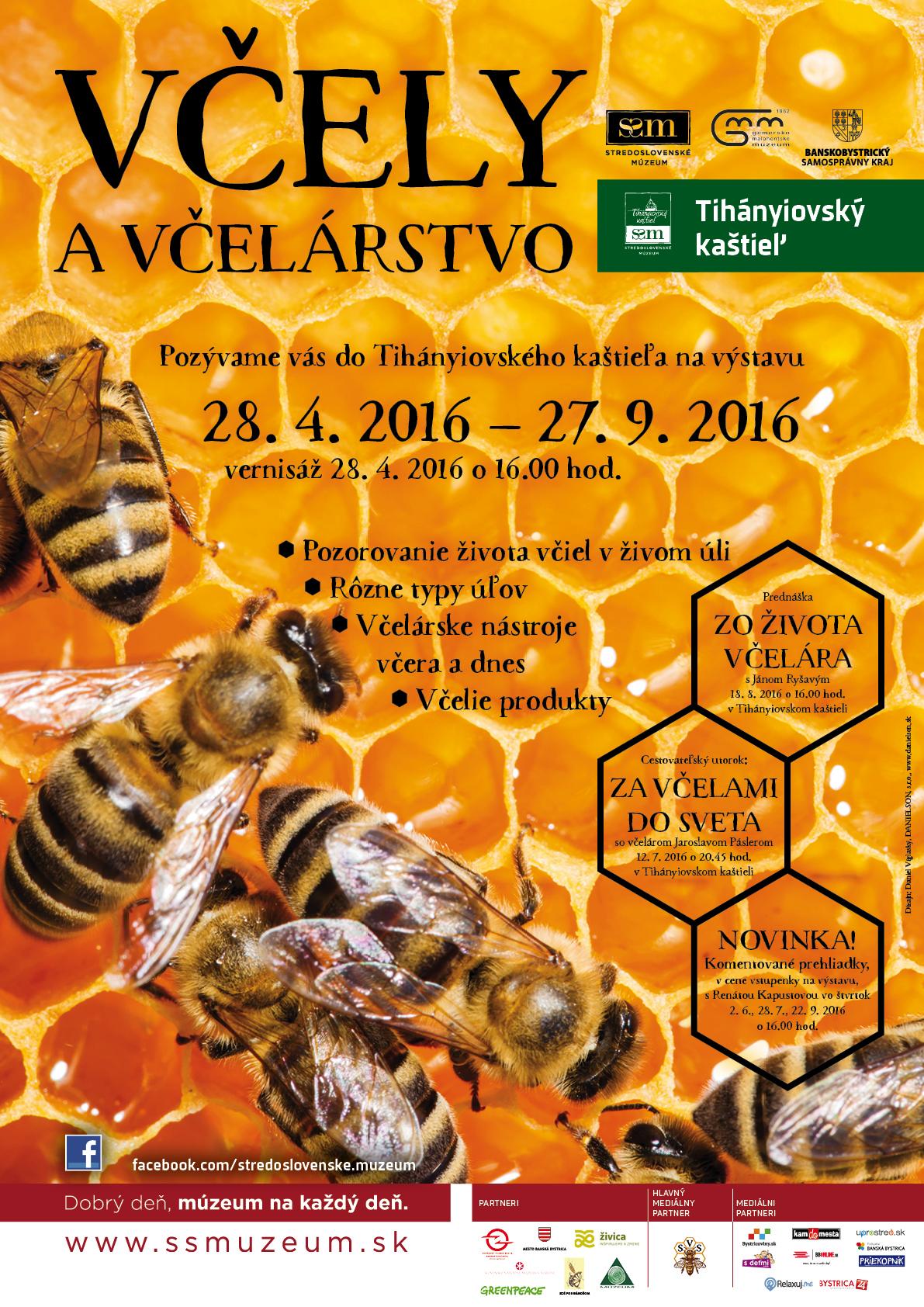 Včely a včelárstvo